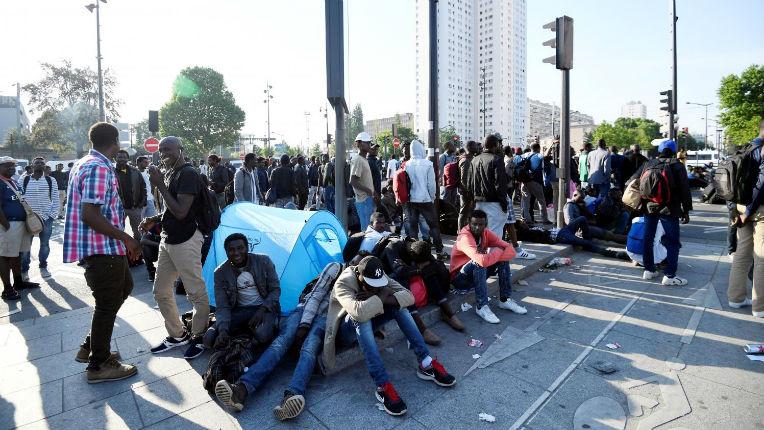 Europe : premier territoire d'accueil des migrants avec 82 millions d'individus, dont 8 millions en France, selon l'ONU