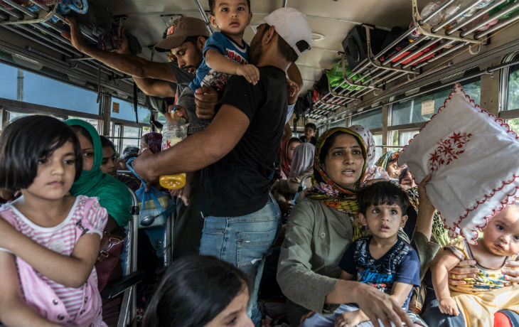 Sri Lanka : des groupes de Chrétiens auraient tabassé plusieurs musulmans en représailles aux attentats islamistes de Pâques