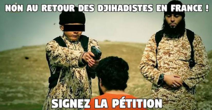 Pour Salem Benammar «Rapatrier des djihadistes, c'est traiter des déchets nucléaires à ciel ouvert !»