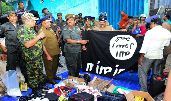 Attentat au Sri Lanka: les forces de sécurité ont lancés l'assaut contre une cache de djihadistes