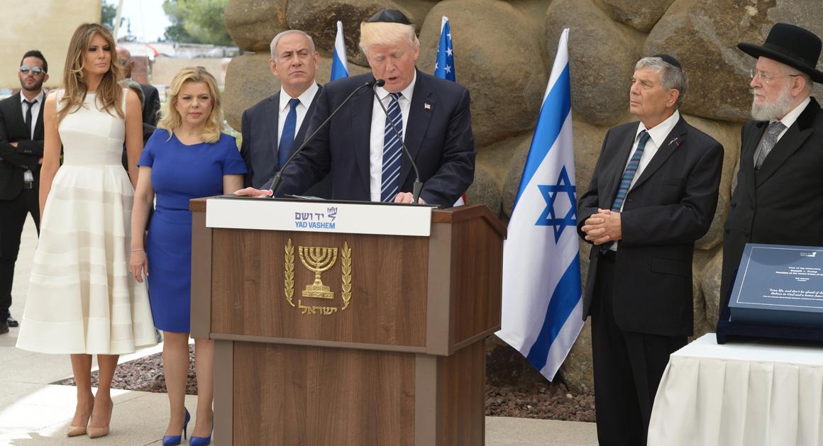 USA : Pourquoi même les Juifs de gauche devraient prier pour la réélection de Trump en 2020
