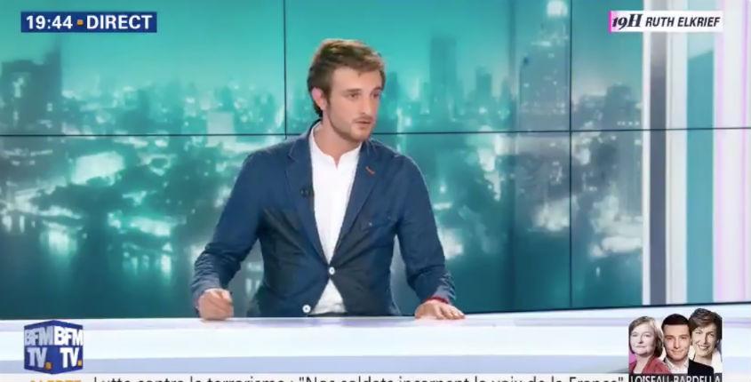 """L'insoumis Kotarac, proche de Mélenchon, appelle à voter RN """"la seule liste souverainiste"""" capable de """"faire barrage à Emmanuel Macron"""" et dénonce « les communautaristes » qui gangrènent la gauche (Vidéo)"""
