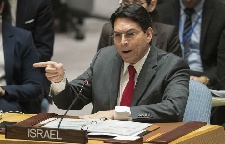 L'ambassadeur d'Israël à l'ONU accuse l'UNRWA d'avoir aidé des groupes terroristes