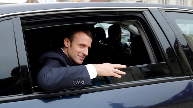 Le chauffeur d'Emmanuel Macron convoqué par la justice pour avoir fui un contrôle de police