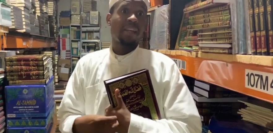 L'imam Mufti Ibn Muneer : «La circoncision enseigne aux enfants qu'il y a du sang versé dans l'islam et qu'il faut être prêt à verser du sang pour la charia d'Allah» (Vidéo)