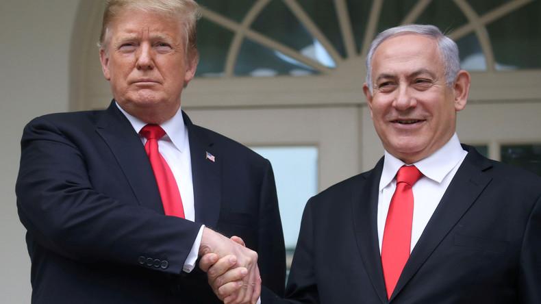 Plateau du Golan : Netanyahou annonce qu'un site a été trouvé pour accueillir une nouvelle implantation «Trump»