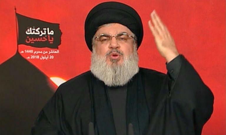 Nasrallah menace  «Les soldats israéliens qui rentreront au Liban seront anéantis. Le Hezbollah peut d'envahir la Galilée»