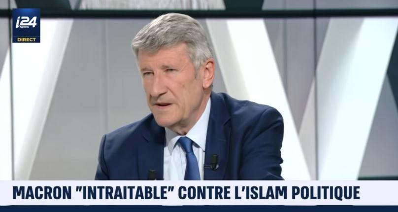 Philippe de Villiers : « Juifs et Chrétiens soyez conscients qu'à chaque fois que l'Islam s'est installé quelque part, ça s'est toujours mal terminé » [Vidéo]