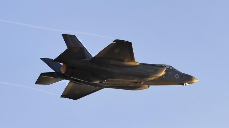 Israël frappe des cibles en Syrie en réponse à des tirs sur le Golan