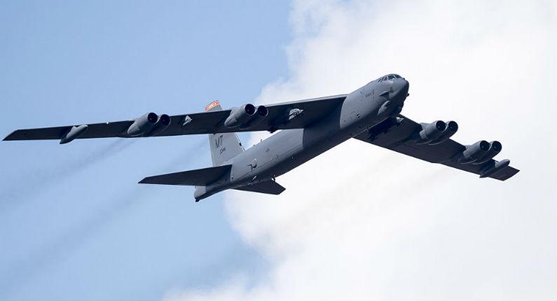 bombardiers stratégiques B-52 Stratofortress