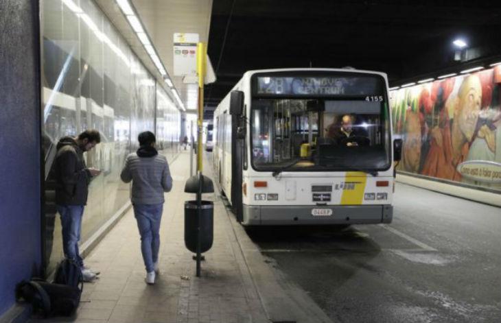 Epidémies de gale, de tuberculose et de paludisme chez les migrants : les bus ne marqueront plus l'arrêt à la gare de Bruxelles-Nord à partir de lundi