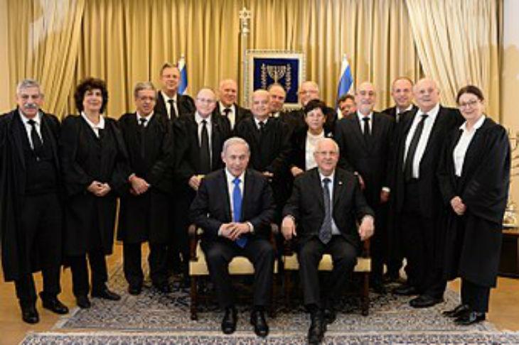 Israël : le pouvoir des juges