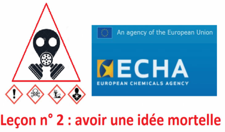 Gilets jaunes: Une agence de l'Union Européenne prévient que l'inhalation de l'agent chimique CS pur, contenu dans les grenades lacrymogènes, est mortelle