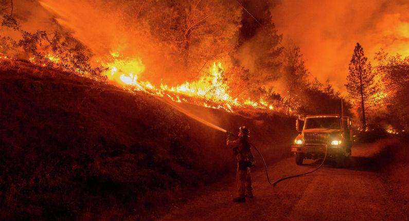 Israël ravagé par des incendies dus à des températures extrêmes. L'Italie, la Croatie, la Grèce et Chypre vont envoyer des avions anti-incendie (Vidéos)
