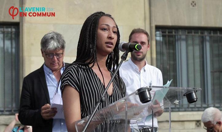 «la France et tous les Français aillent niquer leurs mères» la suppléante du député de la France insoumise présente ses excuses
