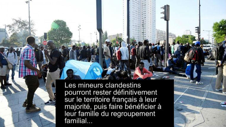 migrants-Paris-18ème
