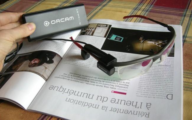 La technologie israélienne «MyEye 2.0» de la société ORCAM suscite les intérêts des Africains