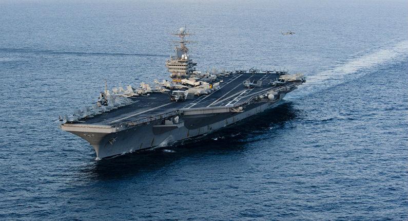«Nous allons envoyer ces navires US au fond de la mer avec des armes secrètes», promet un général iranien