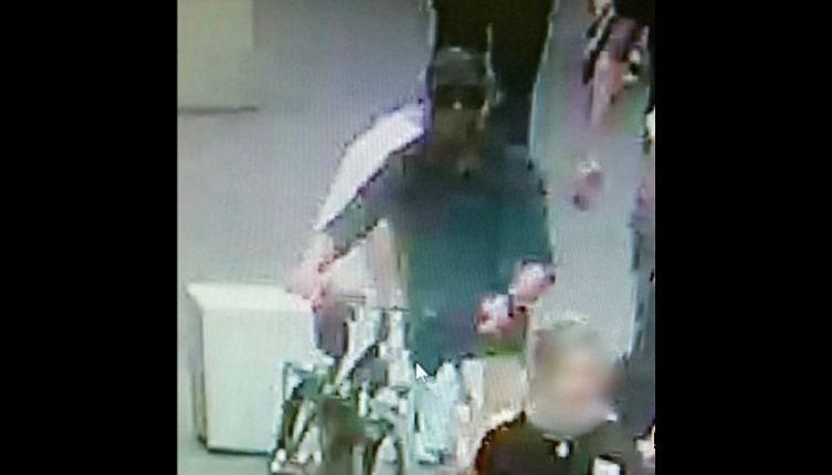 La photo publiée du terroriste à l'origine de l'attentat à Lyon ayant fait 13 blessés