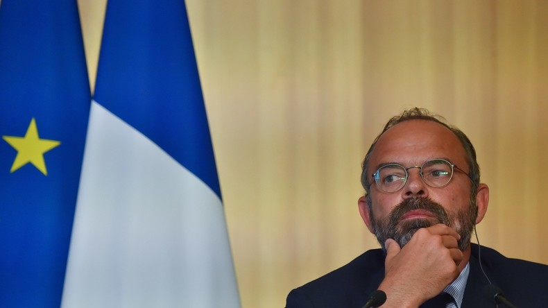 Khalid Bouksib, un proche d'Edouard Philippe, frappe un policier et se retrouve en garde à vue