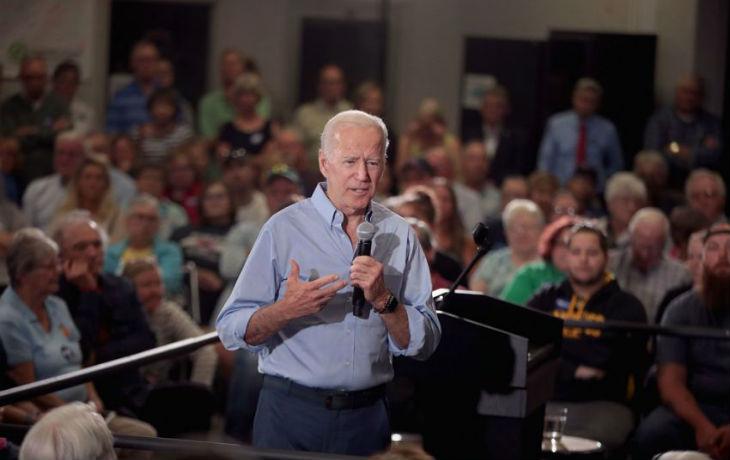Etats Unis, primaire démocrate: Joe Biden accusé de racisme par son propre Parti