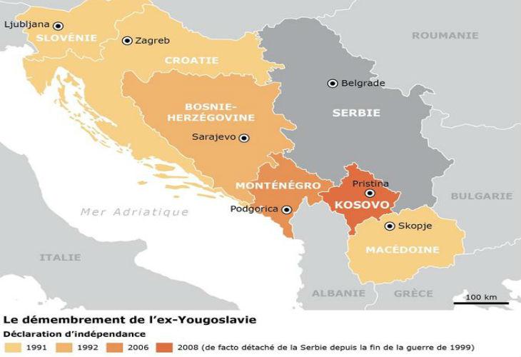 Le grand mensonge du XXème siècle : on a bombardé l'allié Serbe pour créer un Kosovo islamique en inventant des massacres imaginaires !