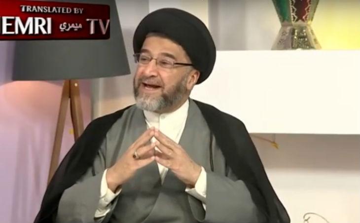 L'imam Al-Abidin : «Le Coran insiste sur les juifs car ce sont nos ennemis jurés avec qui la paix ne sera jamais possible» (Vidéo)