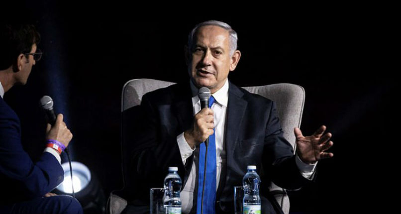 Benjamin Netanyahu «J'ai un lien spécial avec la communauté française, je vous aime»