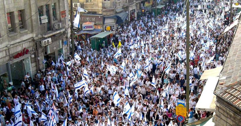 Yom Yerushalaim : Des milliers d'Israéliens célèbrent la libération de Jérusalem (IMAGES)