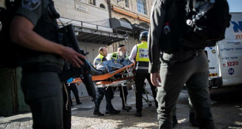 Un terroriste palestinien poignarde deux personnes à Jérusalem, il est abattu