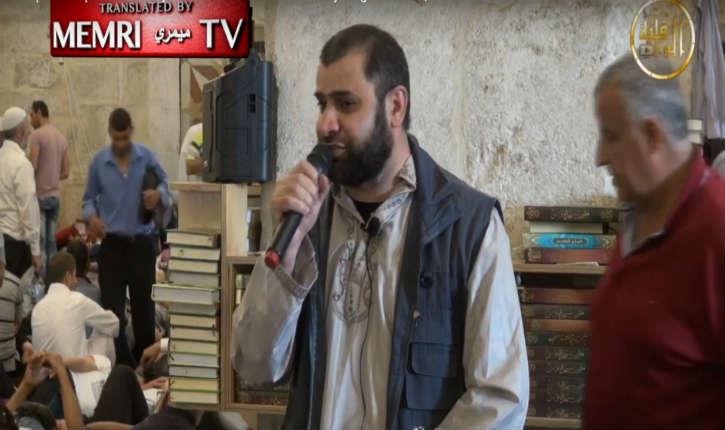 L'imam palestinien à la mosquée Al-Aqsa: «Nous assiégerons Rome, noircirons la Maison Blanche et imposerons l'impôt de la jizya à Londres»