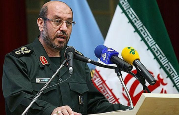 Le général Hossein Dehghan, conseiller à la défense de Khamenei : «Si la guerre éclate, nous éradiquerons Israël et enverrons l'Amérique dans la poubelle de l'histoire» (Vidéo)