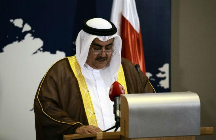 Le chef de la diplomatie du Bahrein «Israël fait partie de l'héritage de cette région historiquement, le peuple juif a une place parmi nous»