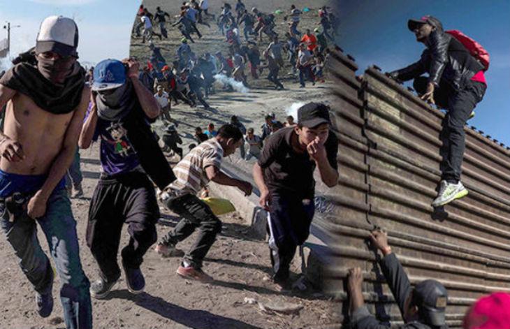États-Unis : plus de 140.000 migrants arrêtés en mai à la frontière mexicaine