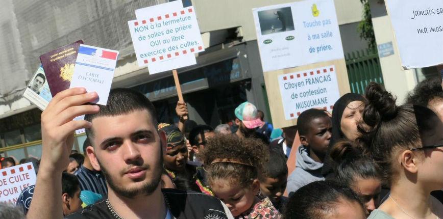 Les musulmans de Gagny exigent la construction d'une mosquée. Le maire de la ville refuse«Je n'ai pas à intervenir, en fournissant un terrain, à quelque culte que ce soit !»