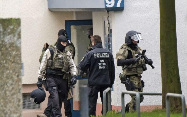 polizei terroriste Allemagne