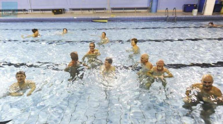 tous à poil à la piscine Grenoble