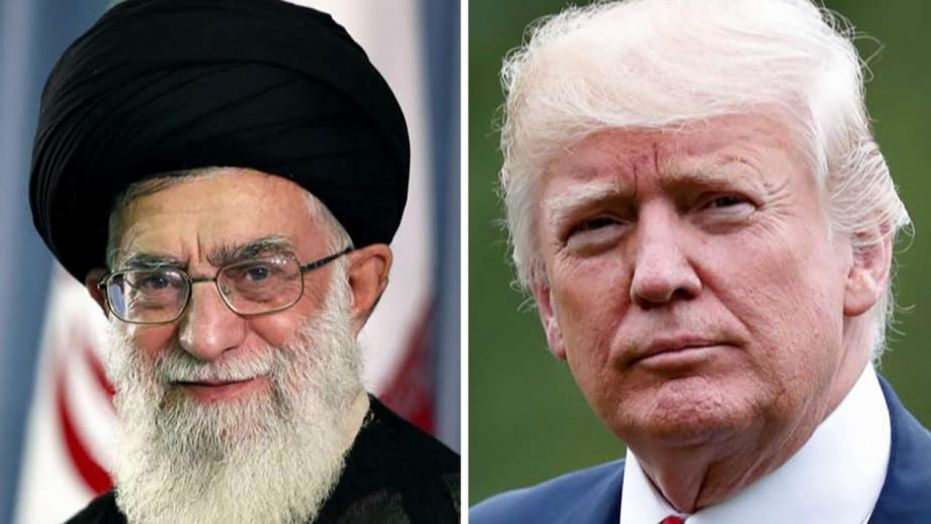 Trump n'est pas fou à propos de l'Iran : De nombreux experts condamnent l'accord sur le nucléaire, l'Iran est le principal commanditaire du terrorisme dans le monde. Seuls Macron et Merkel sont aveugles au point d'aider l'Iran…