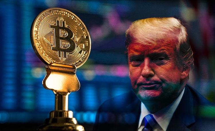 Donald Trump veut utiliser la technologie de la Blockchain pour surveiller les millions de dollars versés à l'entité palestinienne