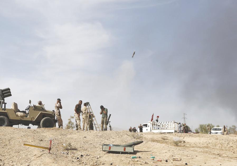 L'Iran est en train d'avaler l'Irak comme Hitler envahissait la Rhenanie