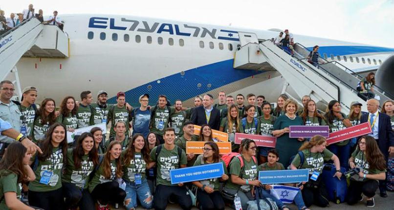 L'immigration russe en Israël grimpe en flèche, tandis que l'immigration de France s'effondre