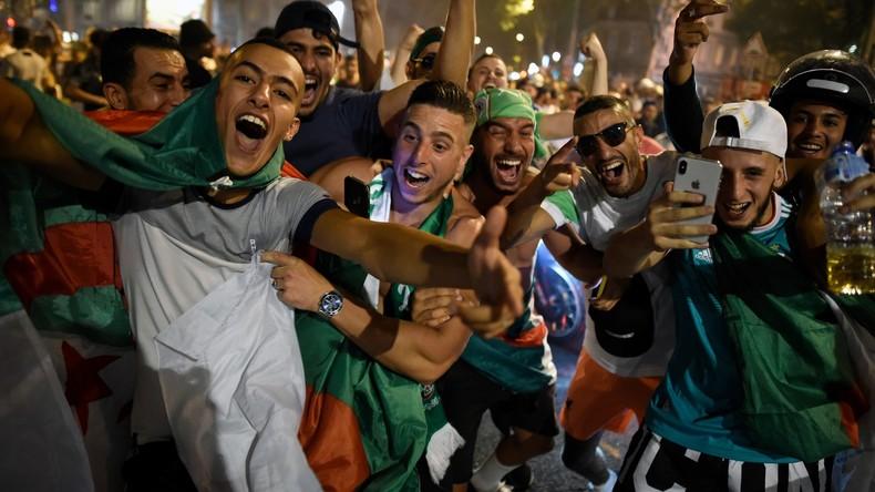 Victoire de l'Algérie : intifada, voitures brulées, pillages, violences et trouble à l'ordre public partout, 198 interpellations (Vidéos)