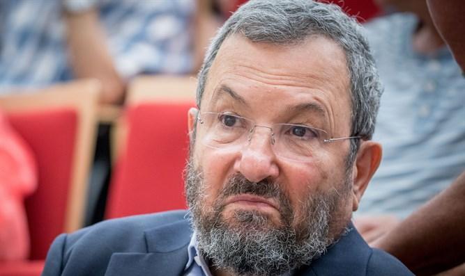 L'opportuniste pathologique Ehud Barak nazifie l'Etat d'Israel espérant gagner les élections
