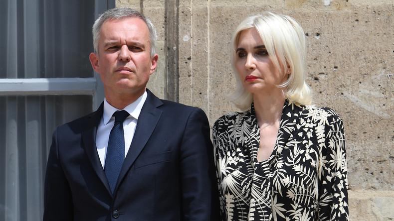 Affaire Rugy : le ministre déchu blanchi par Matignon veut se venger de Mediapart
