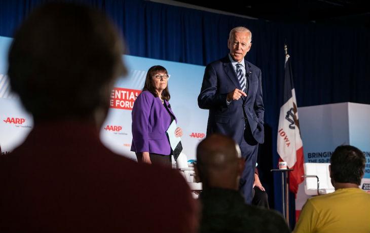 Les candidats Démocrates à la présidentielle 2020 Joe Biden et Pete Buttigieg dénoncent « l'occupation » israélienne