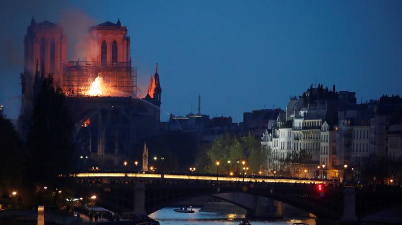 Pollution au plomb suite à l'incendie de Notre-Dame : y a-t-il eu une volonté d'étouffer la dangerosité des poussières contaminées ?