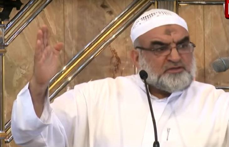Le cheikh Sameer Saeed à Cape Town