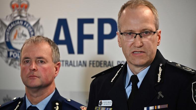 Islamisme : arrestation de trois musulmans suspectés de préparer des attentats en Australie