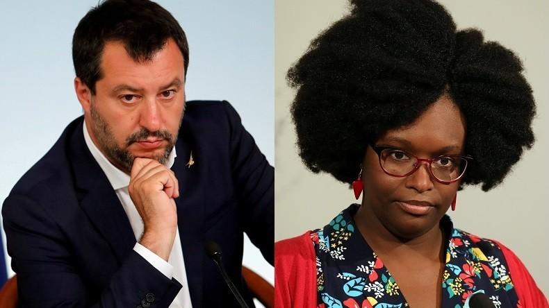 Critiqué par le gouvernement Macron, Salvini menace d'envoyer des bateaux de migrants vers Marseille