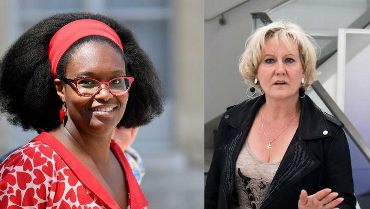 Accusée de racisme, Morano contre-attaque «Inepties débitées souvent en tenue de cirque… Sénégalaise très bien née ayant obtenu la nationalité Française il y a 3 ans… indigne de cette fonction gouvernementale en France»